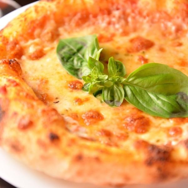 マルゲリータピザ ¥720